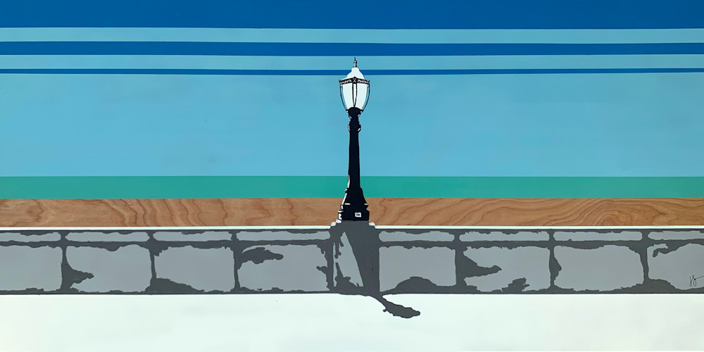 Boardwalk, Prints Art | Jon Savage Contemporary Art