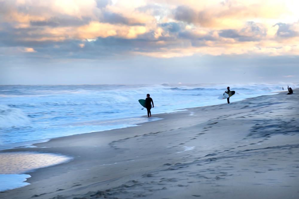 Pastel Surf Photography Art | Silver Sun Photography