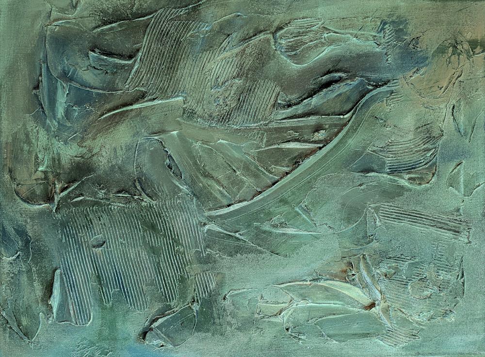Aquamarine Art | Trisha Peña Art