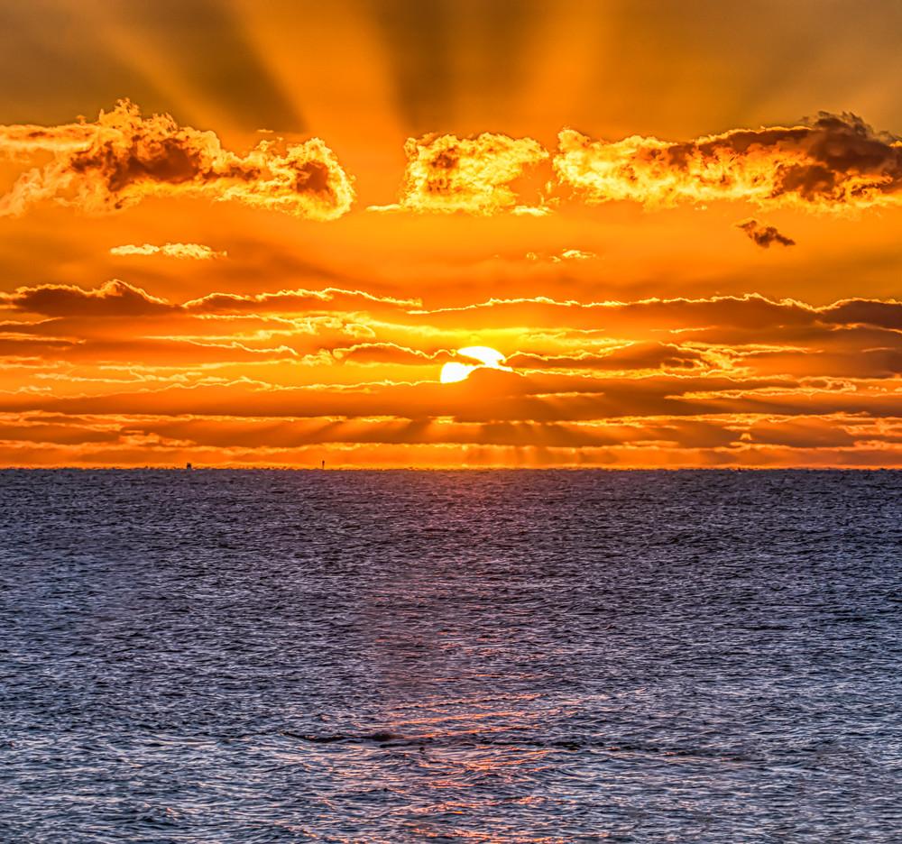 Inkwell Sunbeams Art | Michael Blanchard Inspirational Photography - Crossroads Gallery