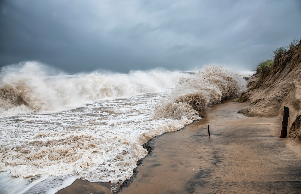 South Beach Summer Hurricane Art | Michael Blanchard Inspirational Photography - Crossroads Gallery