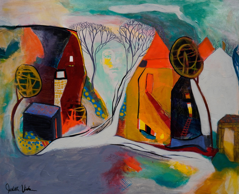Farm Girl50 Art | Judith Visker Art