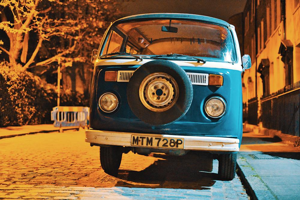 Van Of The Night Art | Martin Geddes Photography
