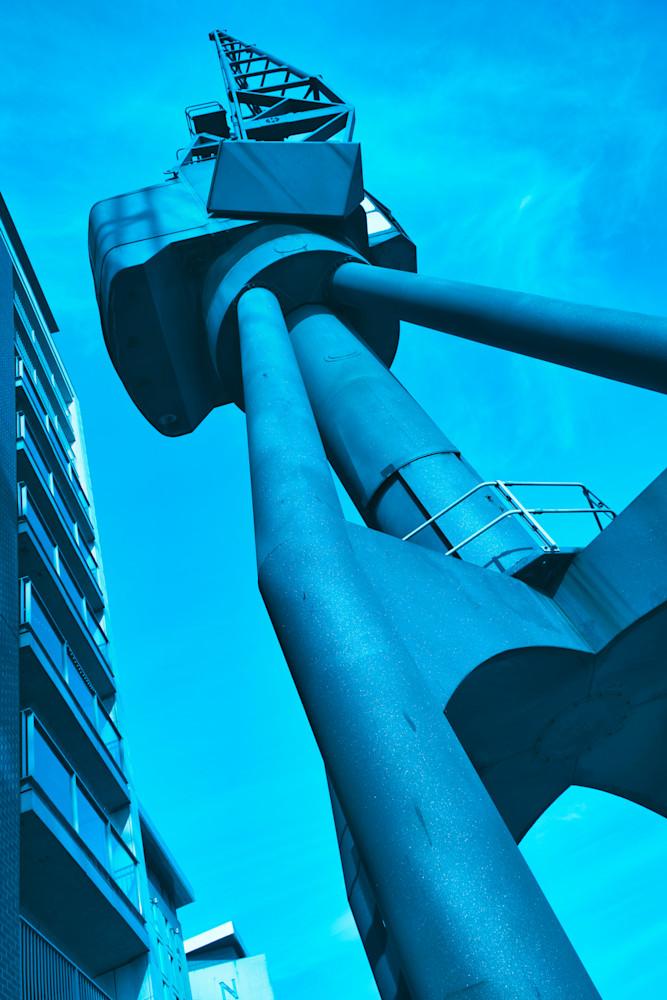 Industrial Blues Art | Martin Geddes Photography