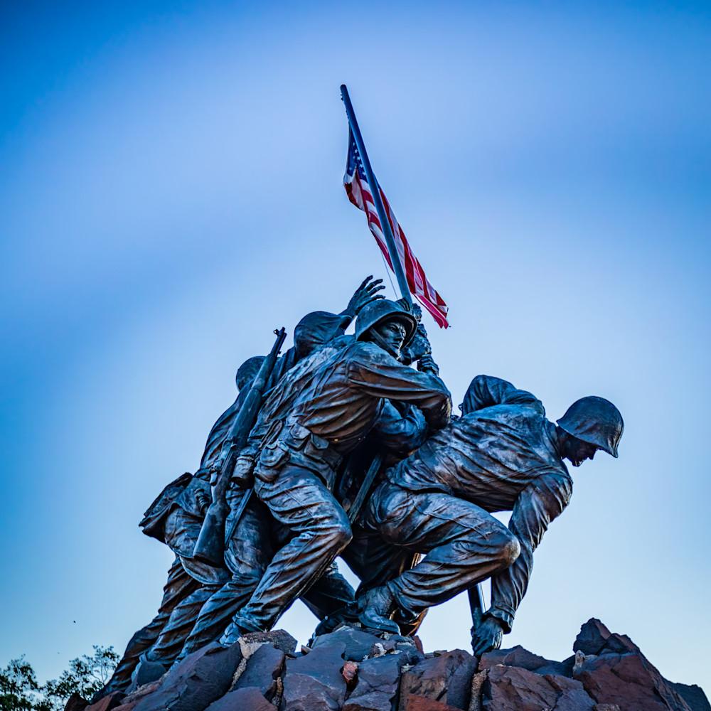 Marine Corp War Memorial