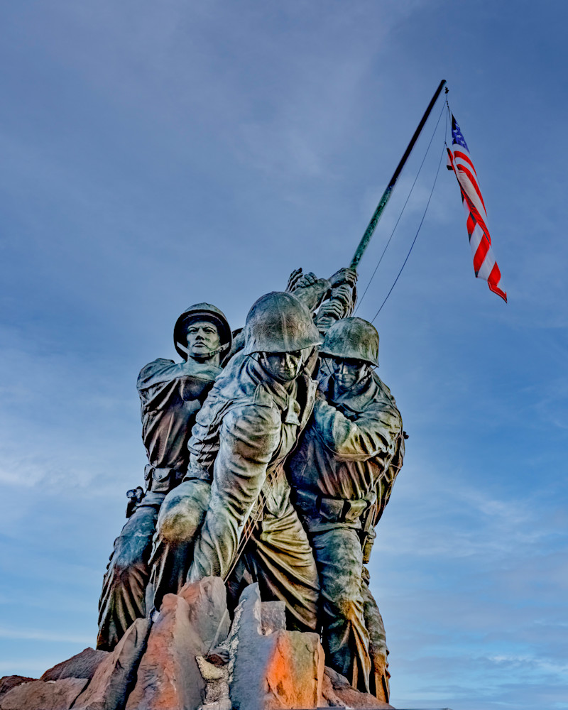 Marine Corp War Memorial 3