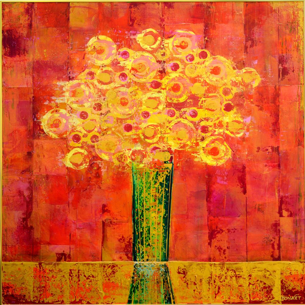 Circle Bouquet Art | benbonart