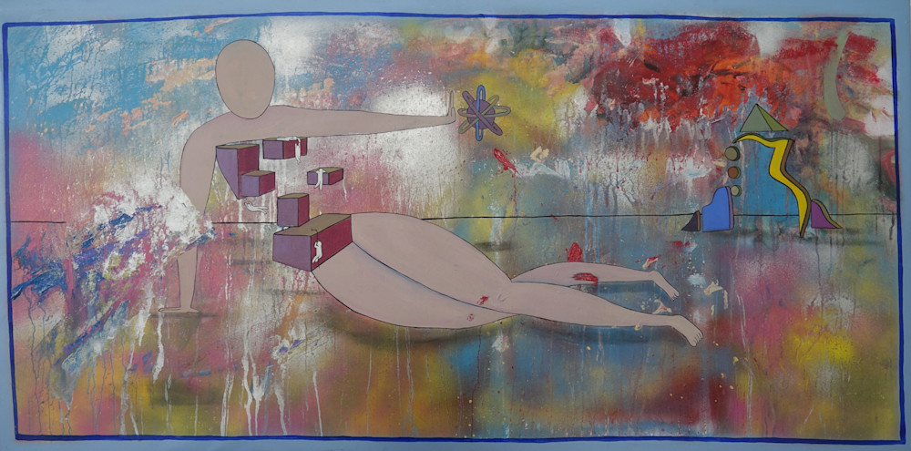 Push Away Art   Dodge Williams