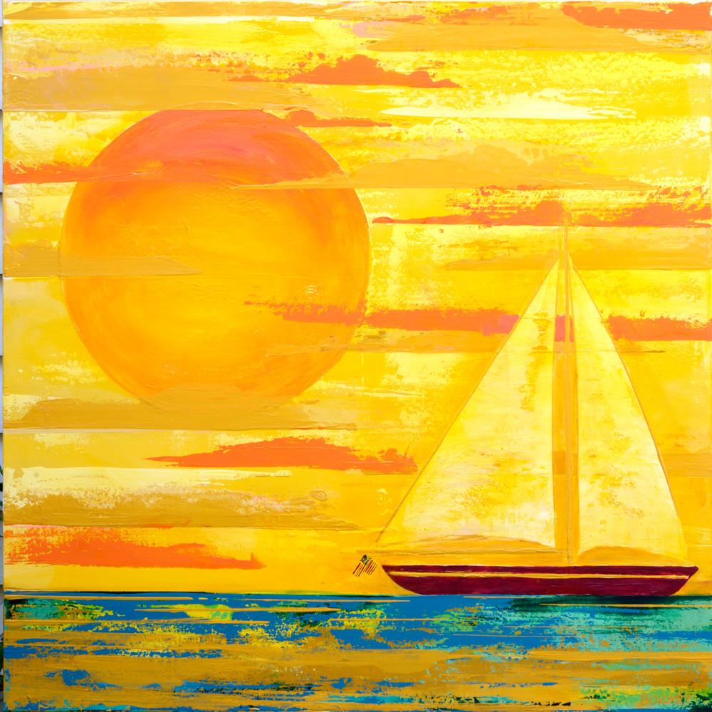 Southern Sail Art | benbonart