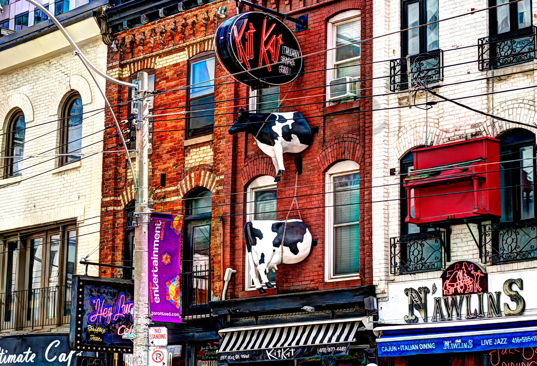 Cajun Restaurant King Street Toronto