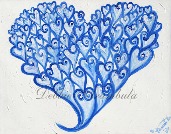 Family In Bloom Art | Heartworks Studio Inc