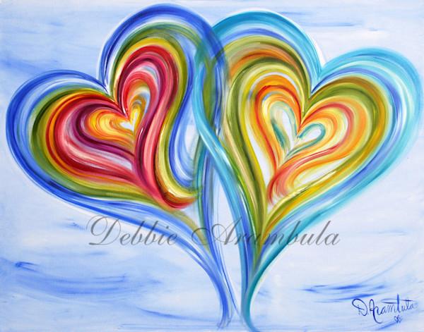 True Blue Art | Heartworks Studio Inc
