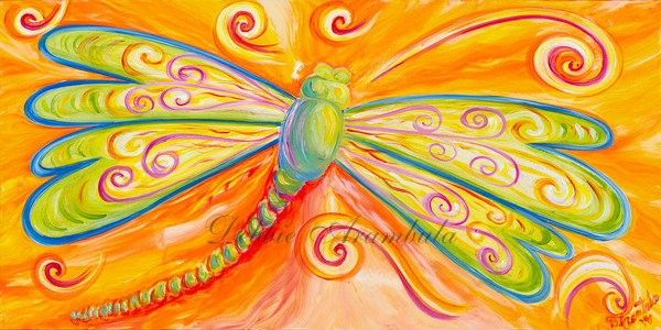 Dragonfly Dreams Art | Heartworks Studio Inc