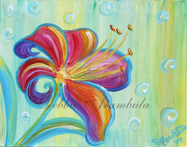Star Lilly Art | Heartworks Studio Inc