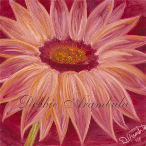 Rebirth Of The Sunflower I Art | Heartworks Studio Inc