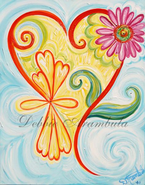 Infinity Bouquet Art | Heartworks Studio Inc