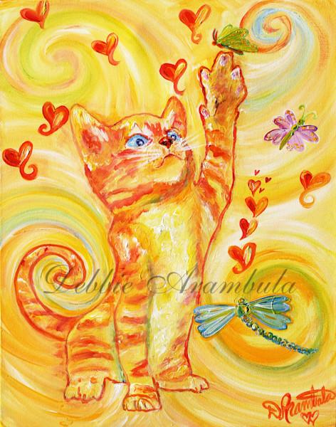 Saffron Kitty