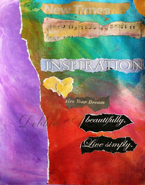 Live Your Dream Art   Heartworks Studio Inc