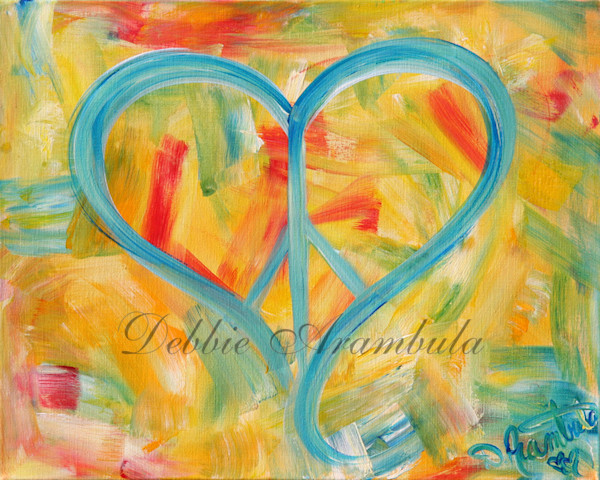 Inner Peace Art | Heartworks Studio Inc