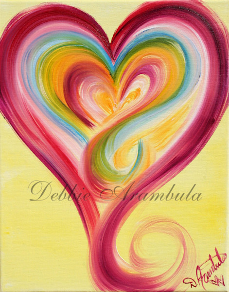 Shades Of Love Art | Heartworks Studio Inc