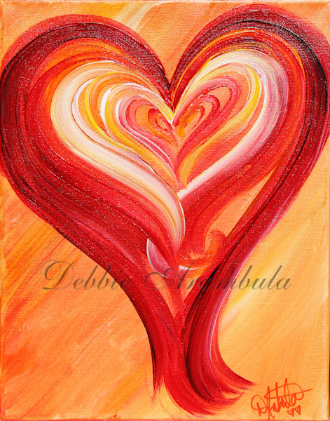 Intensity Art   Heartworks Studio Inc