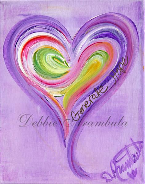 Generate Hope Art | Heartworks Studio Inc