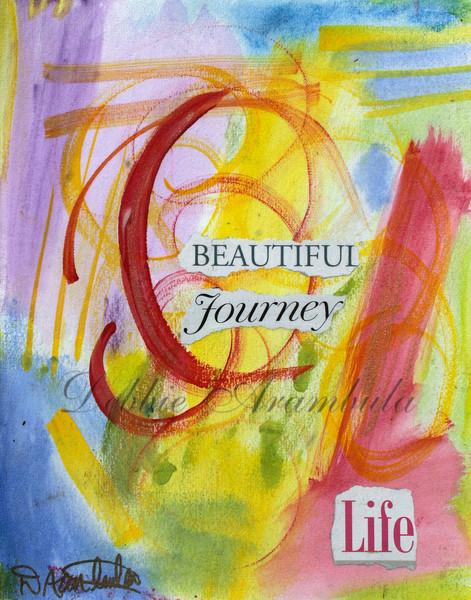 Beautiful Journey Art   Heartworks Studio Inc