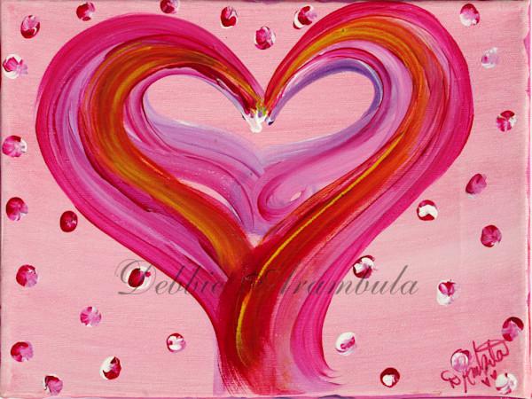 Cotton Candy Art | Heartworks Studio Inc