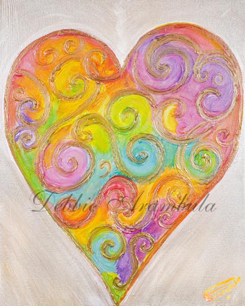 Heart Revelation Art | Heartworks Studio Inc