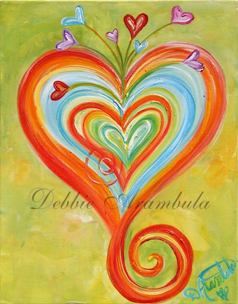 Blooming Abundance Art | Heartworks Studio Inc