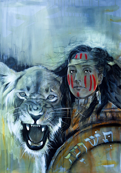 """""""By His Stripes"""" by Patti Hricinak-Sheets 