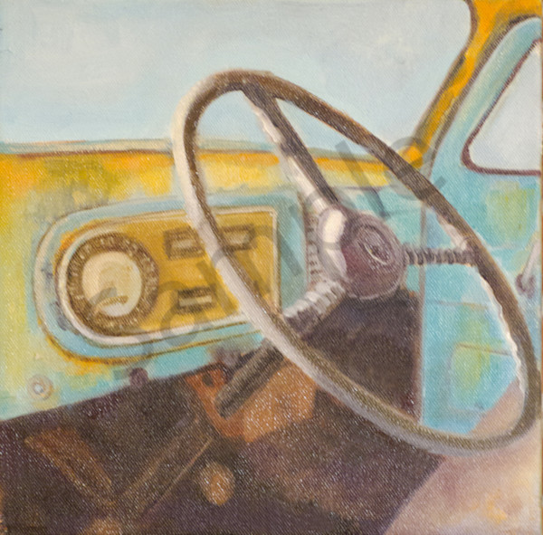 Dashboard Ford