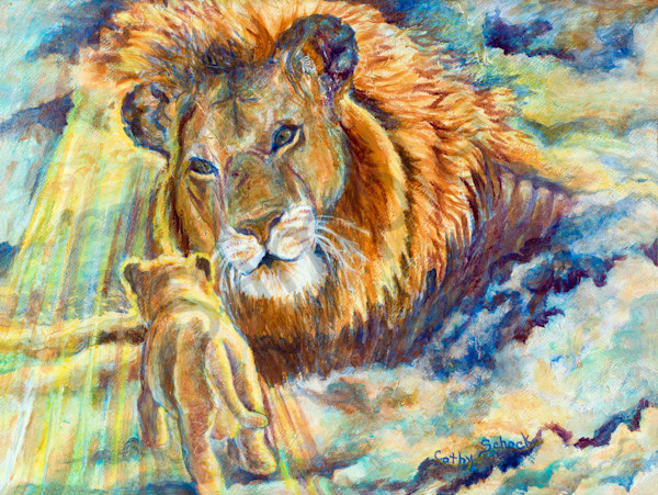 Ohio Prophetic Christian Artist Cathy Schock | Prophetics Gallery.
