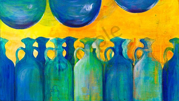Original Oil painting by Patti Hricinak-Sheets at Prophetics Gallery