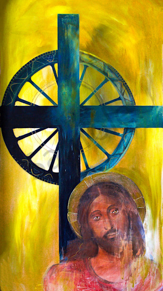 """""""His Eyes"""" by Patti Hricinak-Sheets 