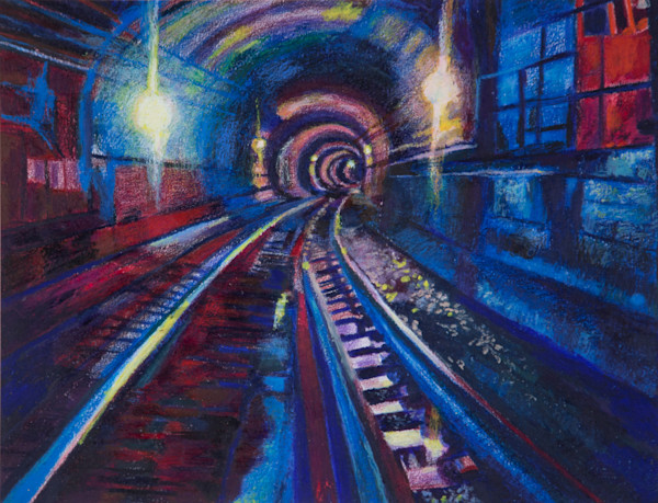 Image result for subway modern art