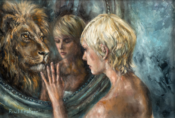 """Daughter Of The Lion Of Judah"" by Ronel Eksteen 