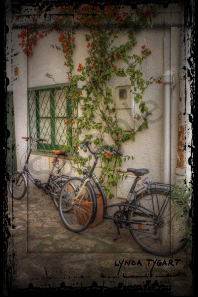 Lynda Tygart bicycles – Fine Art Photographs Prints on Canvas, Paper, Metal & More