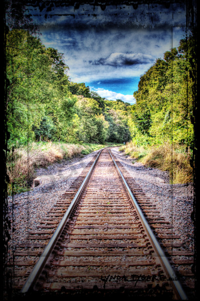 Lynda Tygart Railroad T Omaha Nebraska – Fine Art Photographs Prints on Canvas, Paper, Metal and More.