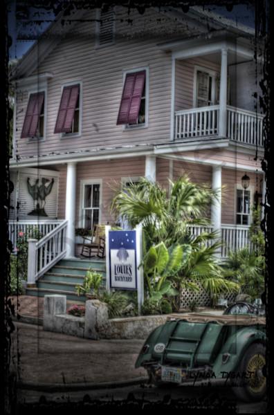 Lynda Tygart Louie's Backyard Restaurant Bar in Key West Florida – Fine Art Photographs Prints on Canvas, Paper, Metal & More.
