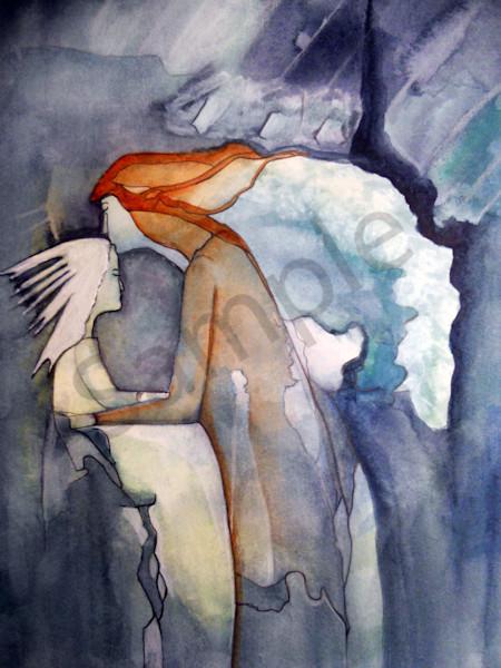 """Beauty in Right Relationship"" by Ineke Hopgood   Prophetics Gallery"