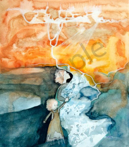 """Generational Blessing"" by Ineke Hopgood | Prophetics Gallery"