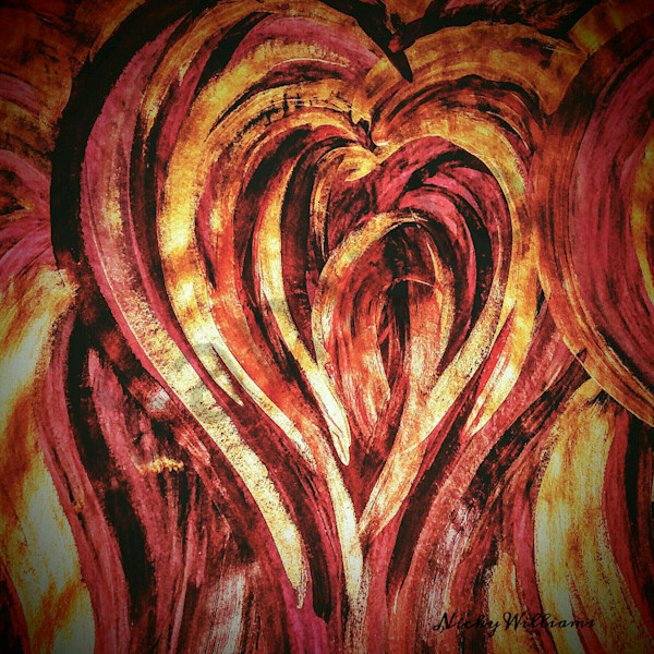 """""""God's Heart"""" by Nicky Williams 