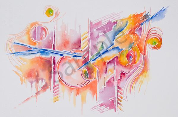 """Heavenly Rhythm"" by Judy Johnson | Prophetics Gallery"