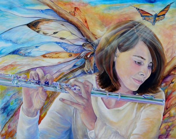 """Fleeting Beauty"" by Indiana Artist Gina Harding | Prophetics Gallery"