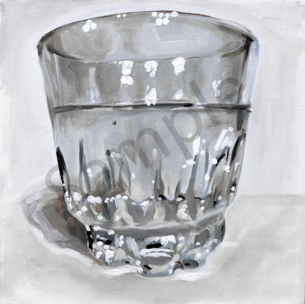 """Water"" by Serbian Artist Andrei Cicală | Prophetics Gallery"