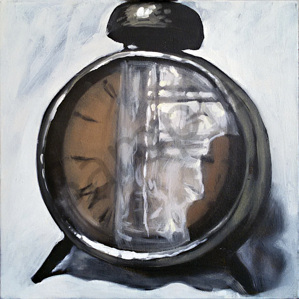 """The Time Is Now"" by Serbian Artist Andrei Cicală 