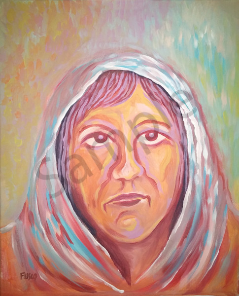 """The Woman "" by Mary Fusco 
