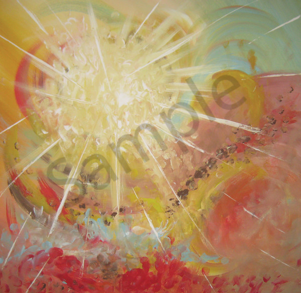 """The Second Coming"" by Mary Fusco 
