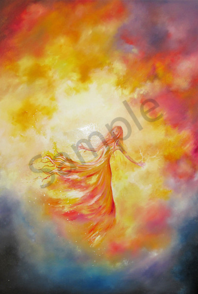 """Baptized In The Fire"" by Anna Sophia 